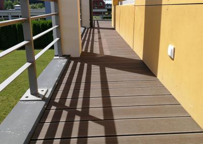 Dvīņumājas terase